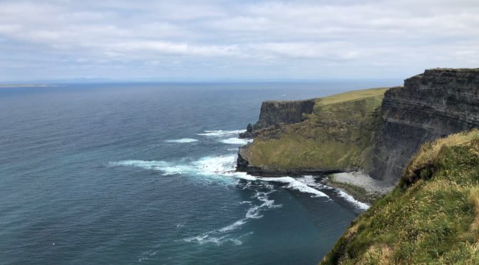 Ireland (The Southern Coast): A Travel Blog